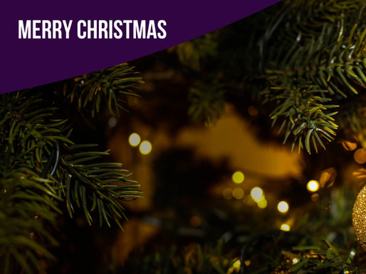 Christmas Holiday Operating Times and Dates