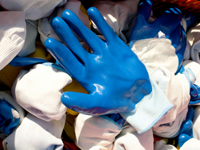 How to ... care for safety gloves.