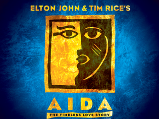 "NBCT proudly presents the Cast of ""AIDA"""