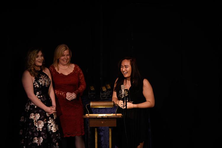 Pat Burton Award-Snow Hlaing
