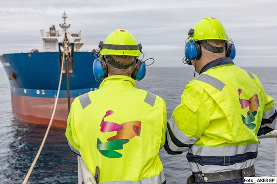 Aker BP ved trendgulv før tall