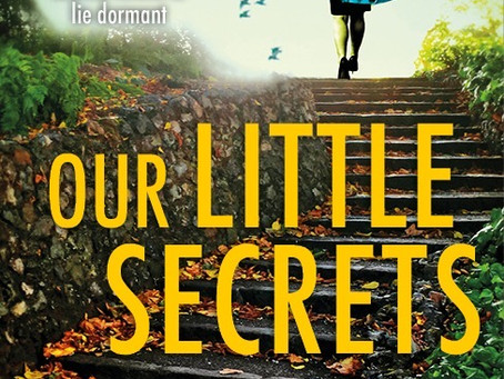 My Next Audiobook 'Our Little Secrets' Out Soon!