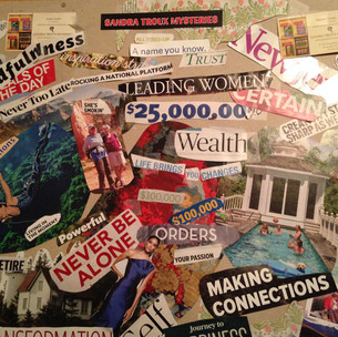 Create a Vision Board for 2018