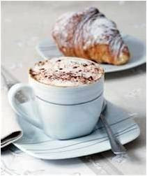 Delicious Holiday Breakfast: Authentic French Cafe au Lait