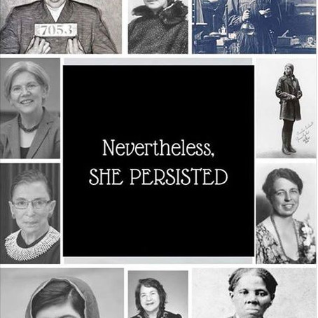 Noted SHEROES Who Persisted