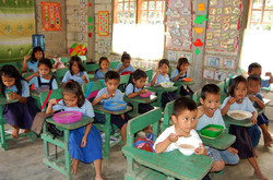 Philos Health feeding program