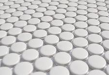 white penny round