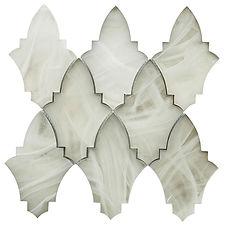 Stratus Silver White