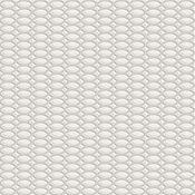 Deco Dantan Tressage Blanc/Gris