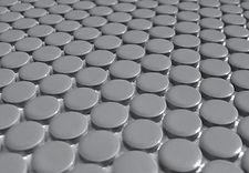 grey penny round