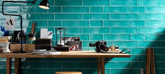 Tonalite Joyful Turquoise 4x8 & 4x16