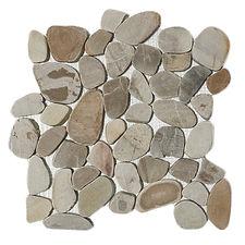 Sandy Beach Pebbles