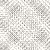 Deco Dantan Etoile Blanc/Gris