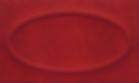 Oval Vermell 6x10