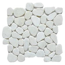 Snowflake Pebbles