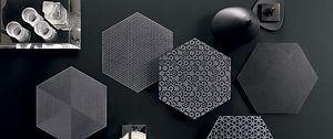 Glamour Ferro Hexagons 13x13