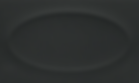 Oval Negre 6x10