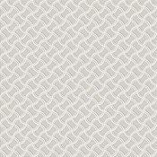 Deco Dantan Filet Blanc/Gris