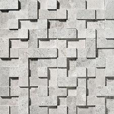 Silver Shadow Cube