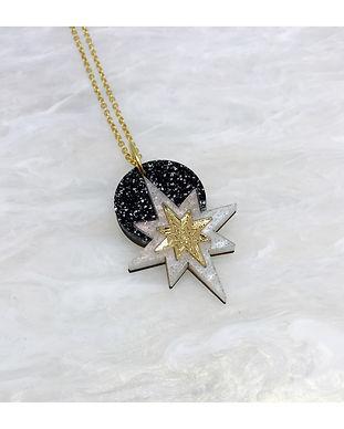 Celeste Star Pendant Black Lrg 1.jpg