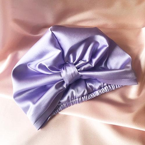 Lilac Silk Capuchon