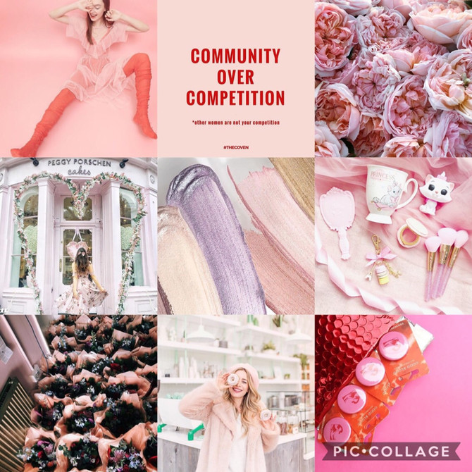 Millennial pink Instagram accounts you probably need in your feed
