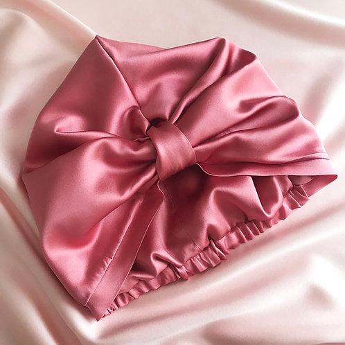 Rose Petal Silk Capuchon