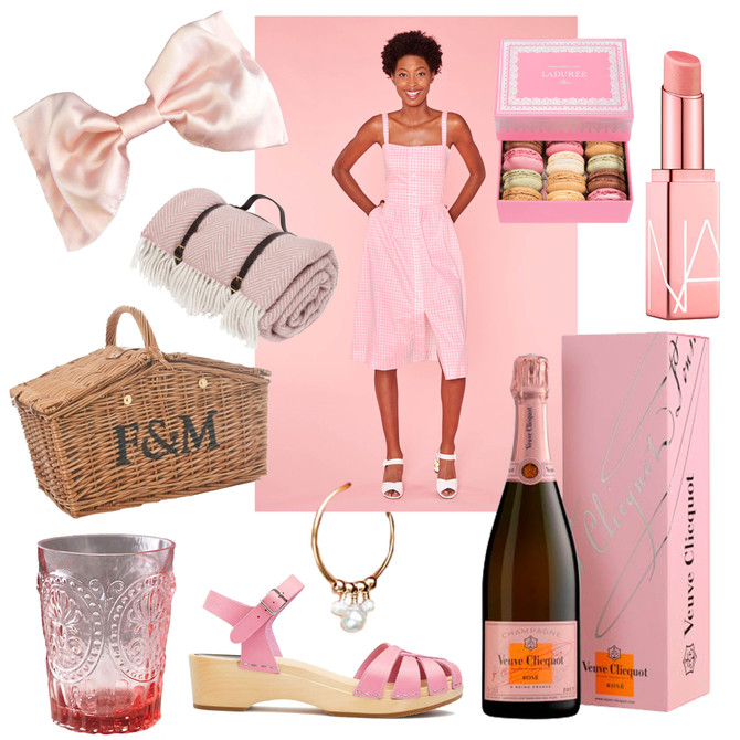 Pink Picnic Style