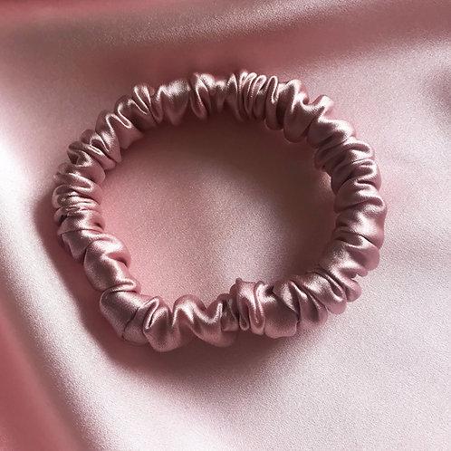 Oyster Pink Relevé Silk Hair Elastic