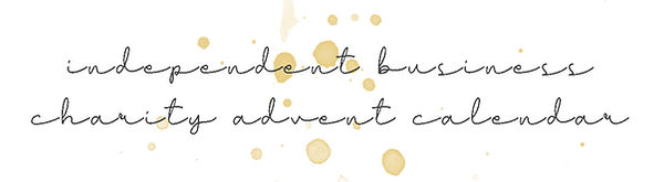 independent business charity advent webs