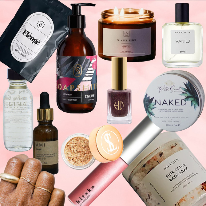 Black owned brands to buy from this Christmas