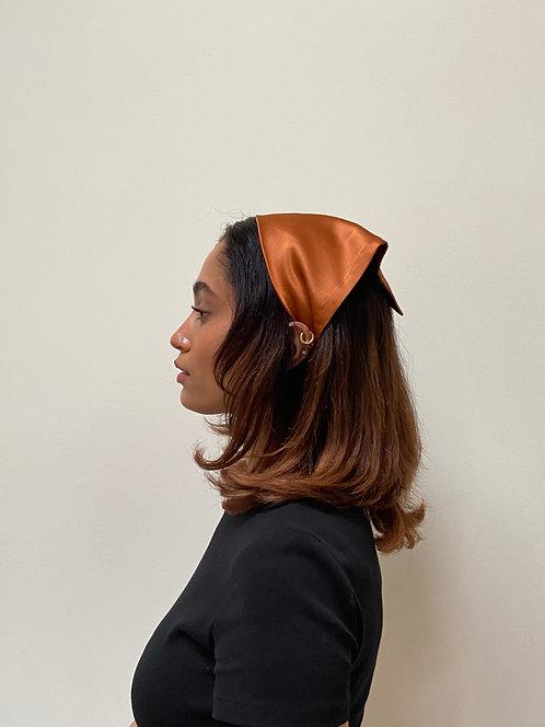 Conker Silk Audrey Headscarf