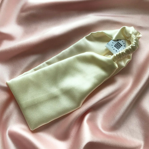 Buttercream Silk Anya Headband