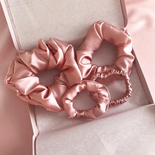All Scrunchie Sizes Gift Set