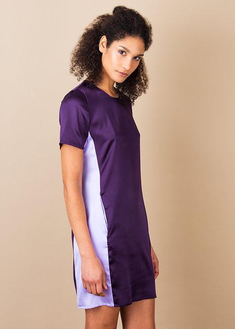 Ayumi Dress Amethyst