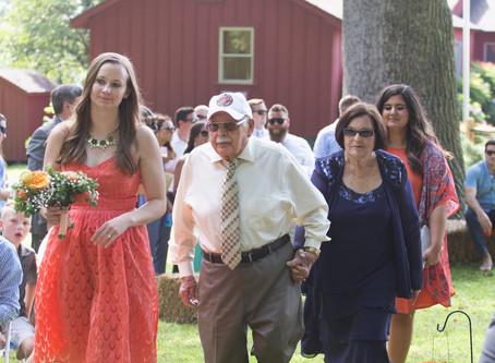 Our Wedding Ceremony <3