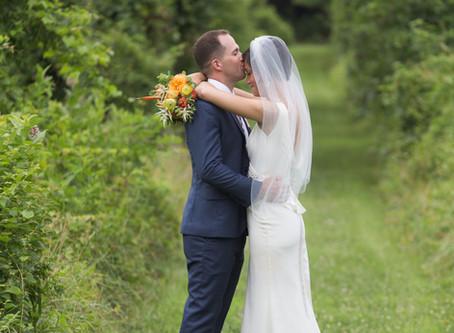 Bride + Groom // Family Portraits