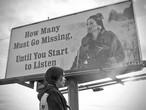 MMIW Billboards Along the Highways