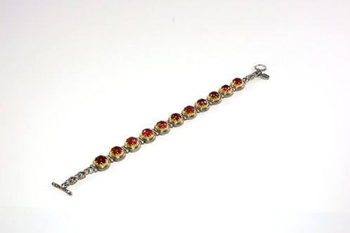 Princess Ruby bracelet
