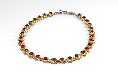 Princess Ruby necklace