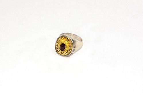Key of Life ring