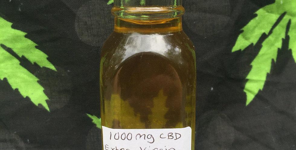 1000mg CDB Italian Olive Oil