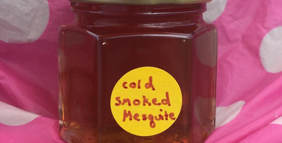 2oz Mesquite Cold Smoked Honey Local Raw