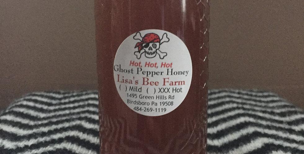 12oz Mild Ghost Pepper Honey