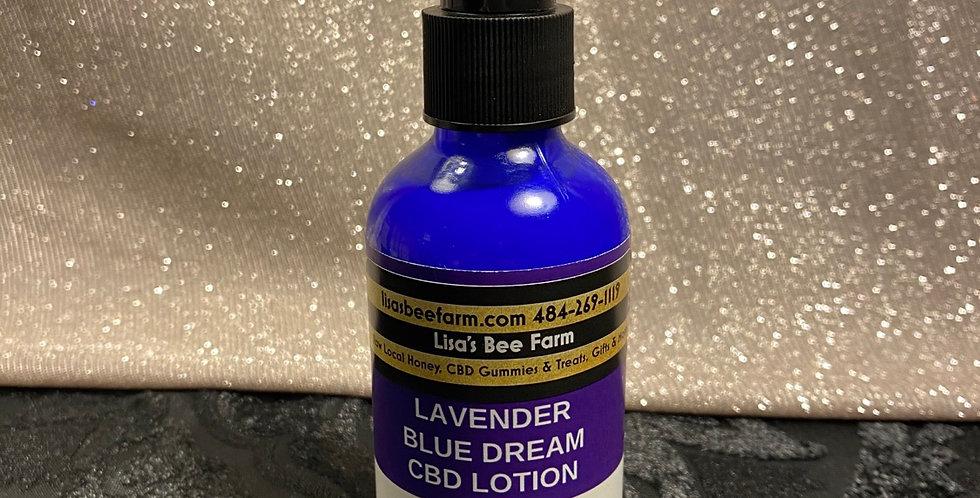 250mg Lavender Dream CBD Lotion