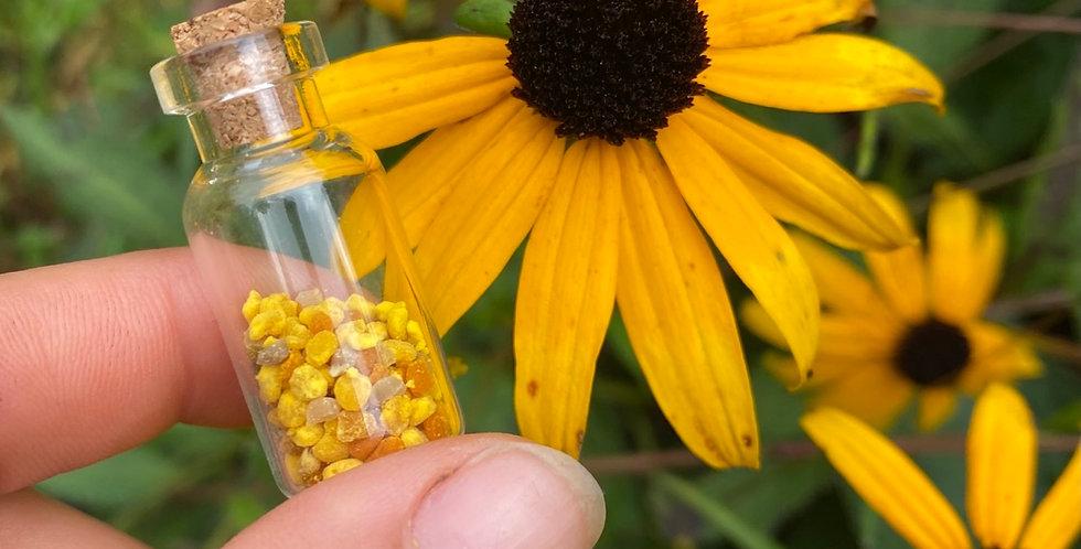 1 gram pollen vial