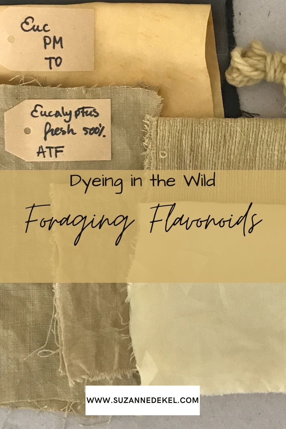 dyeing from the Wild