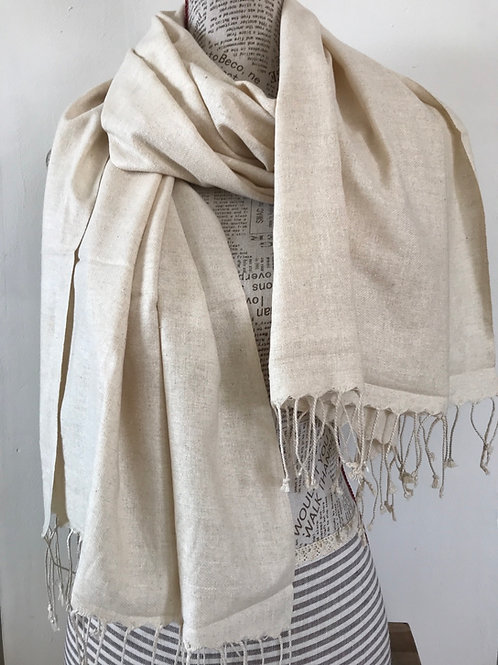 handwoven peace silk