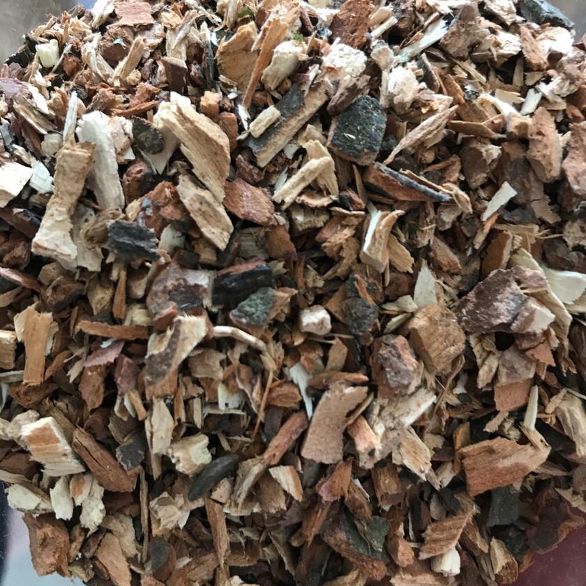 horse Chestnut Bark Chips