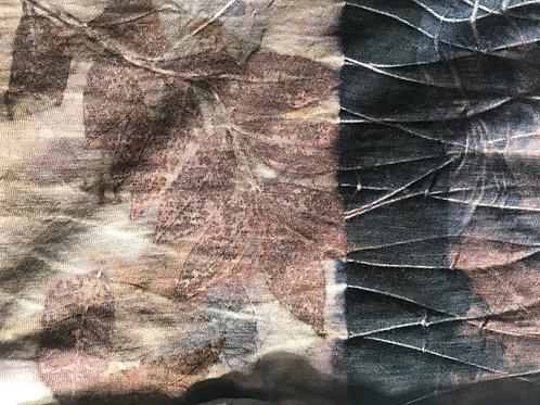 Wool Infinity Scarf Sumac